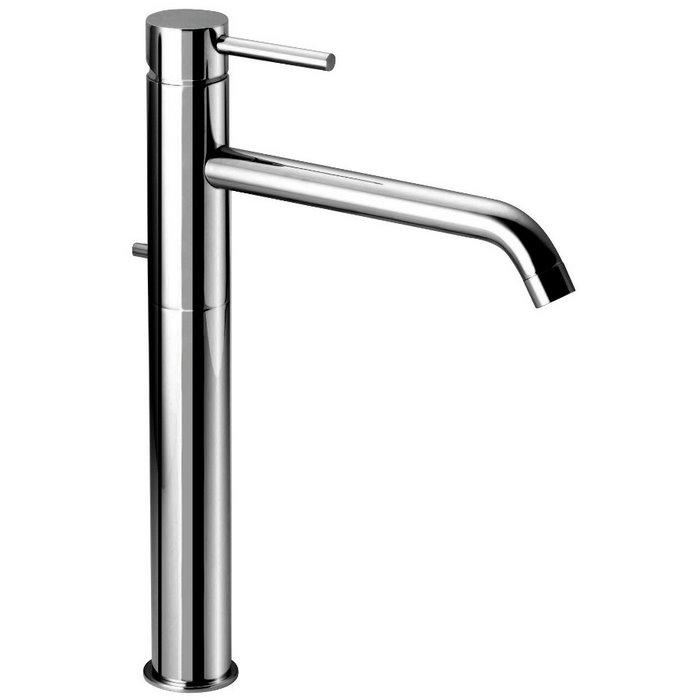 Miscelatore alto cm 34 per lavabo bagno idrotech con - Miscelatore lavabo bagno ...