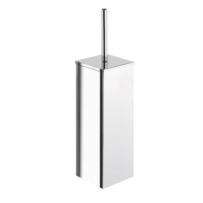 Porta scopino per bagno colorado dal design moderno e forme squadrate su edilcaputo negozio online - Angoliere per bagno ...