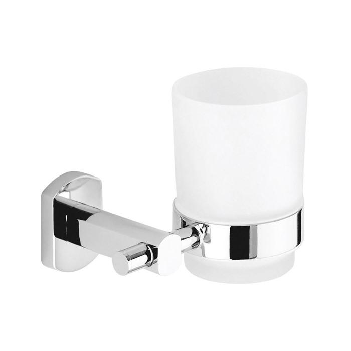 Accessori bagno edera porta bicchiere cromo di gedy su - Gedy accessori bagno ...