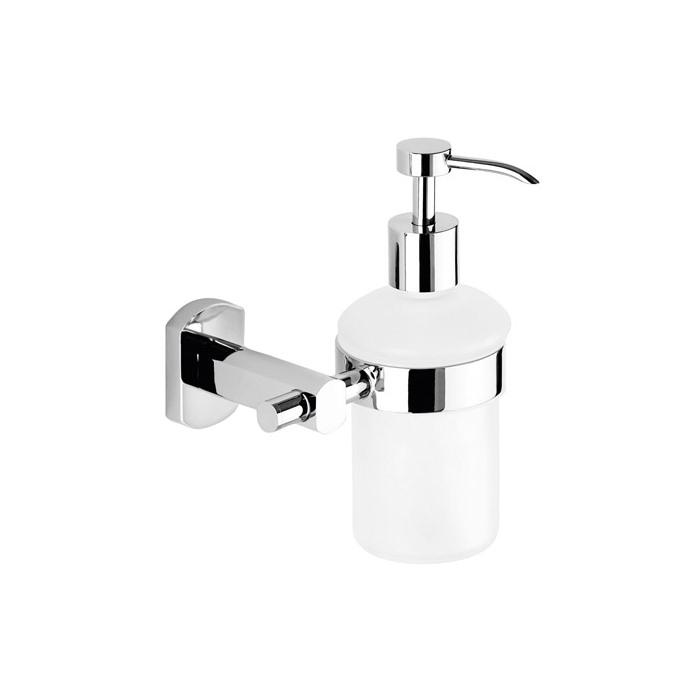 Accessori bagno edera dosatore cromo di gedy su edilcaputo for Accessori bagno online