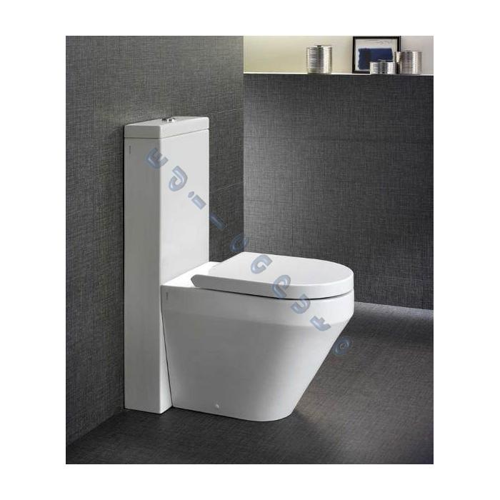 Sanitari bagno vaso a pavimento daytime evo con cassetta - Cassetta bagno geberit ...