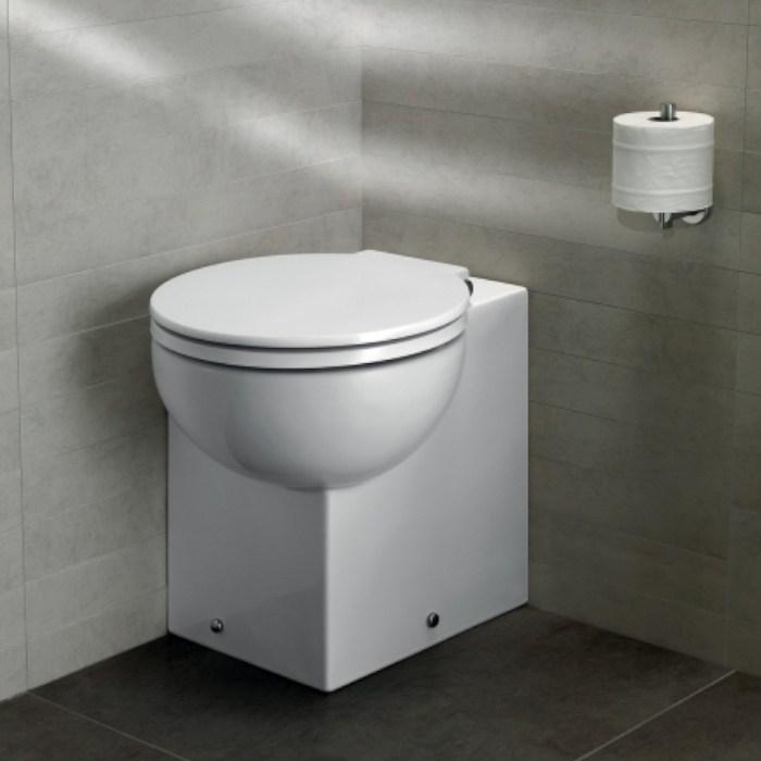 Sanitari bagno water you me ad angolo e sedile frizionato - Bagno ad angolo ...