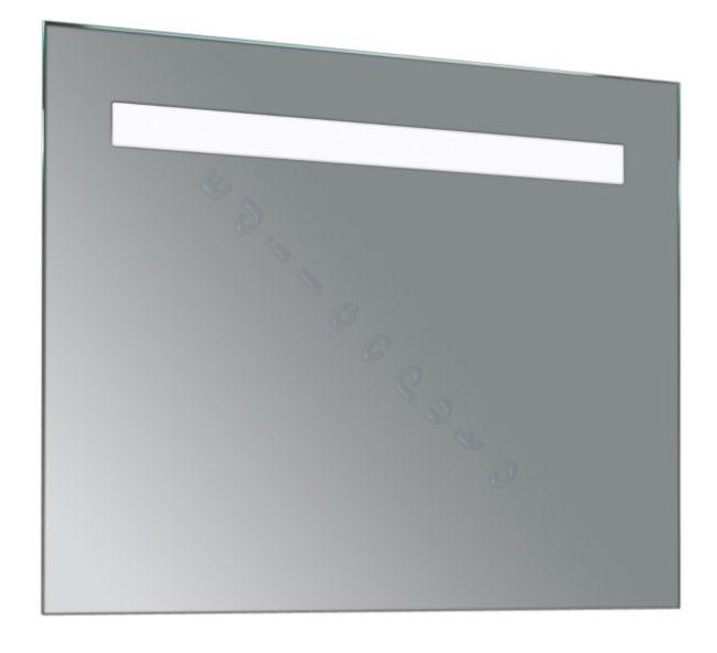 Specchio rettangolare per bagno illuminazione a led cm for Specchio 1900