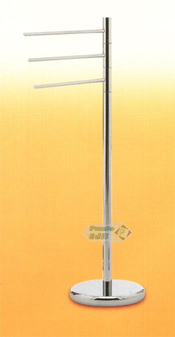 Accessori bagno piantana porta asciugamano tracy acciaio for Accessori bagno ebay