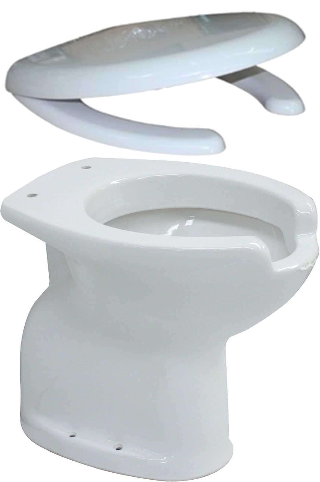 Sanitari bagno water e vaso e coprivaso disabili o anziani con apertura frontale  eBay
