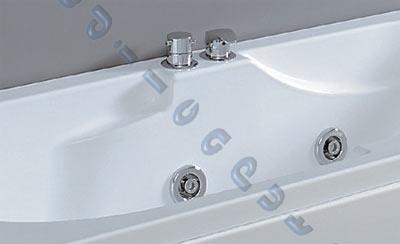 Vasca idromassaggio volupia classic 160x70 aqualife - Bordo vasca da bagno ...