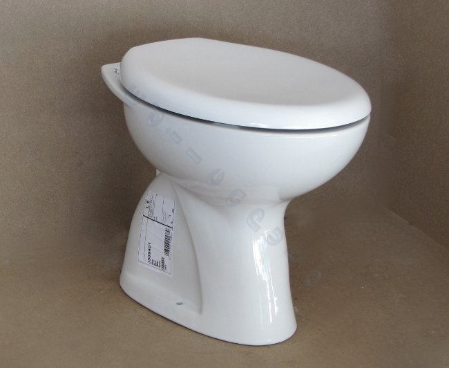 Sanitari bagno tenax di idea standard vaso a pavimento for Modelli water ideal standard