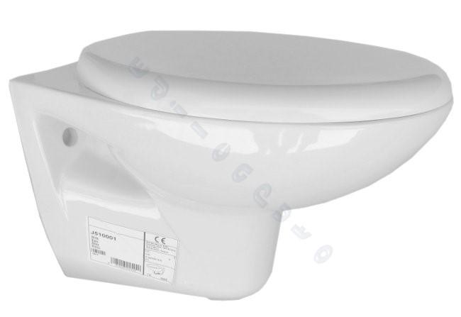 Sanitari bagno vaso sospeso con coprivaso modello tenax di for Modelli water ideal standard