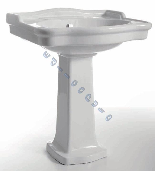 Sanitari da bagno windsor lavabo e colonna stile antico ebay - Lavabo con colonna ...