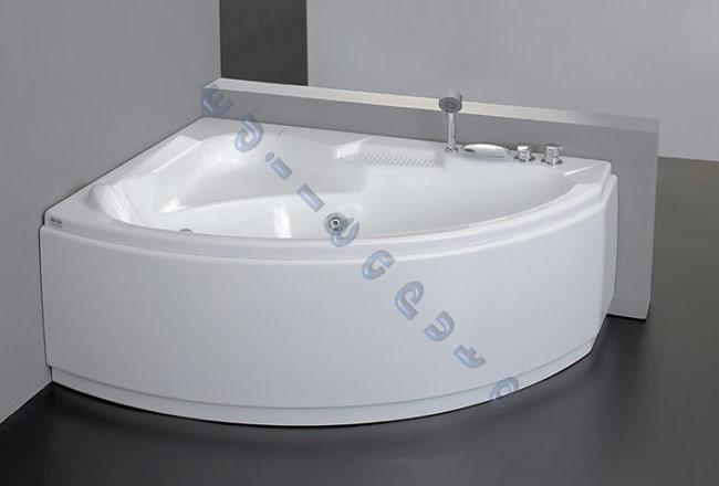 Vasca Da Bagno Angolare Chiusa : Vasca vasche idromassaggio angolare 150x105 aqualife easy iva e