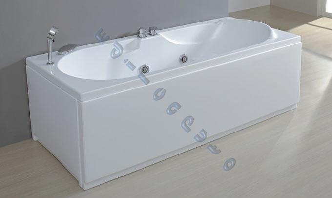 Vasca Da Bagno Traduzione Francese : Vasca idromassaggio volupia classic 170x70 aqualife rubinetto ed iva